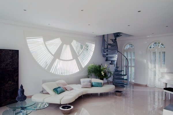 Shutters to fit any shape or size of window