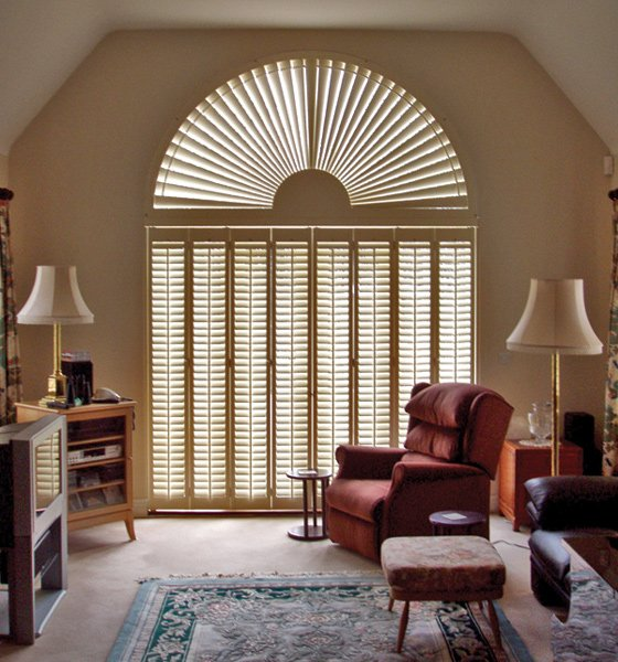 Beautiful shutters supplied and fitted by Adareshutters