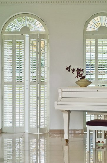 classic shutters supplied and fitted by Adareshutters