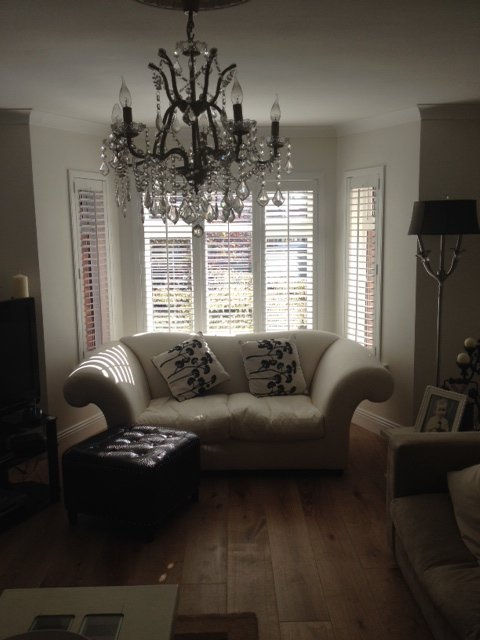 Bay window shutters from adareshutters
