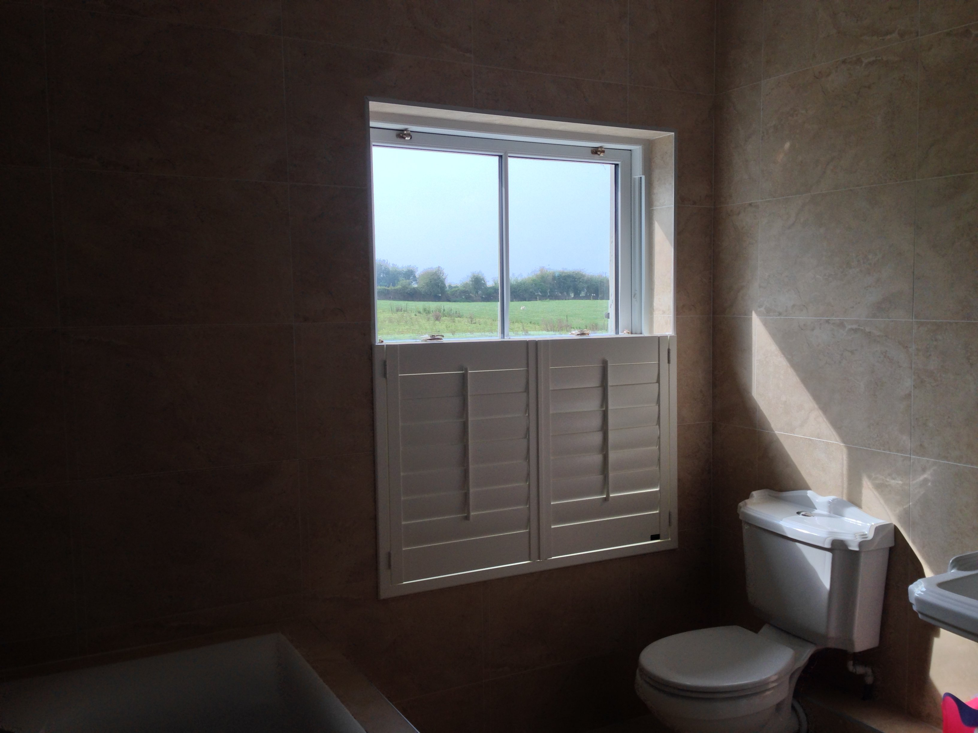 Keep your privacy and have a fabulous view!