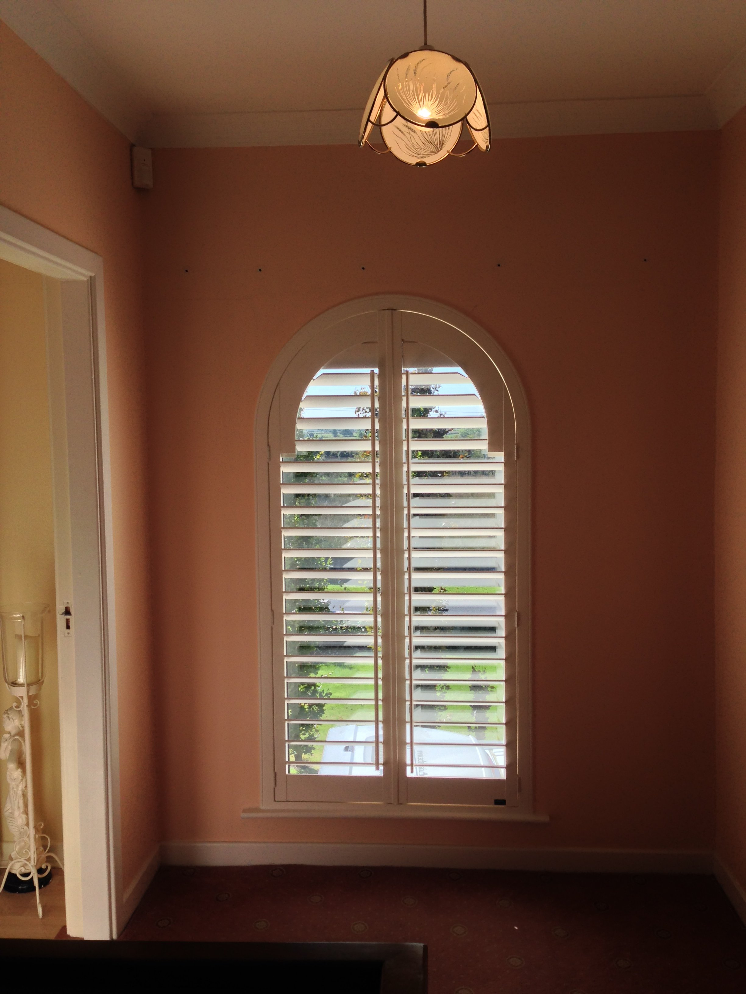 Unique Window shutters