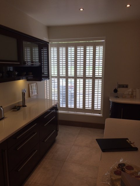Sliding shutters supplied and fitted by Adareshutters